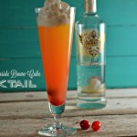 Pineapple upside-down cake cocktail recipe is the favorite dessert in the drink form.
