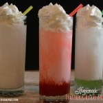 Homemade Italian Cream Sodas are treat you can wow any child with as long as you have flavored syrups, half and half and some soda water.