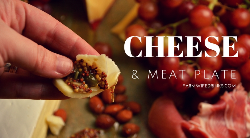 How to make a meat and cheese plate