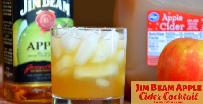 Jim Beam Apple Cider Cocktail