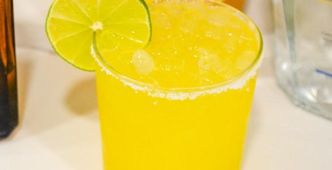Pineapple Mango Margarita