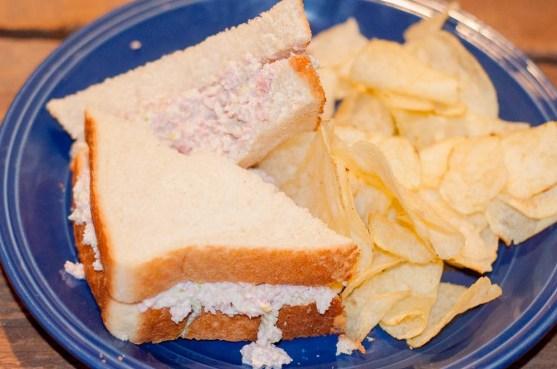 Super Easy Super Delicious Ham Salad Recipe