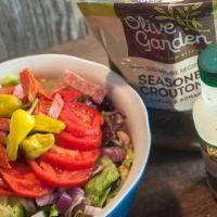 Olive Garden Salad at home