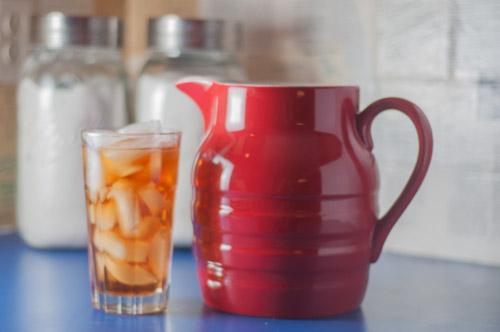 Super simple Sweet Iced Tea Recipe