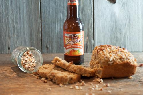 Pumpkin Beer Bread, a great fall beer bread.