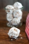 This Easy No-Bake Energy Bites Base recipe is the perfect start to creating the perfect little bite of energy to please everyone!