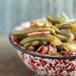 Mom's Easy Green Beans
