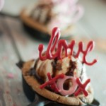 Love Note Skillet Cookies