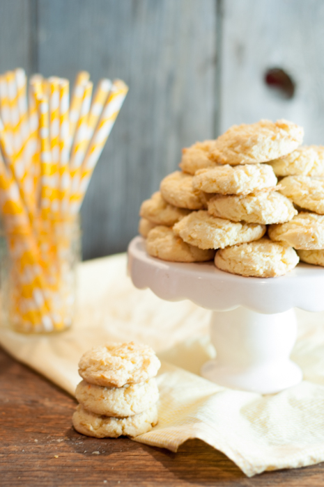 Super easy and soft cake mix Cream Cheese Cookies are a recipe the family will love!