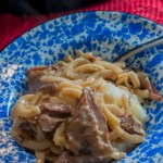 Easy Stovetop Beef and Noodles