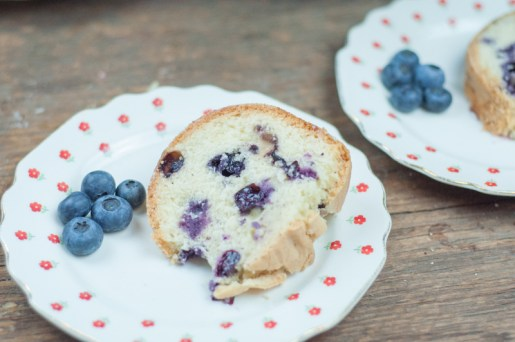 Fresh Blueberry Pound Cake simple recipe that will impress guests and family! Butter, Sugar, fresh fruit in cake form from Farmwife Feeds #recipe #blueberry #blueberries #cake #poundcake