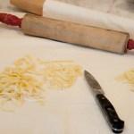 Grandma's Homemade Noodles
