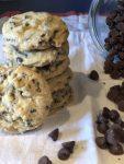 Chocolate Chip Cookies from Farmwife Feeds #chocolatechipcookies #cookies #recipe