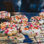 Sprinkle Loaded Sugar Cookies