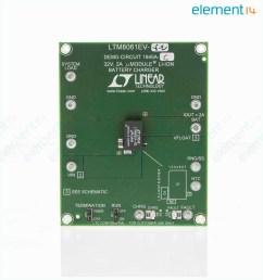 demonstration board power management battery charger ltc2942 [ 1185 x 1281 Pixel ]