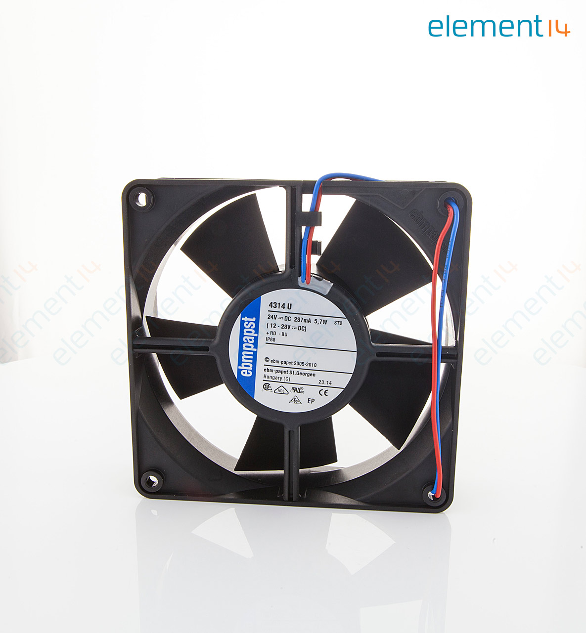hight resolution of 4314u ebm papst axial fan 4300 series ip68 ebm papst fans 4314 wiring diagram