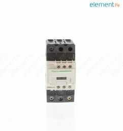 contactor tesys d contactor 65 a din rail panel 690 vac 3pst no 3 pole 50 hp [ 1185 x 1285 Pixel ]
