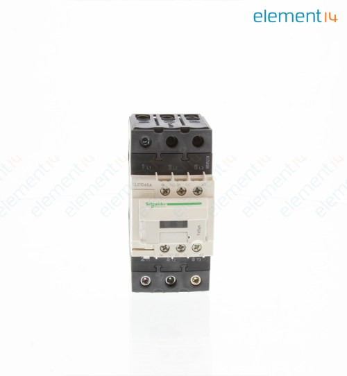 small resolution of contactor tesys d contactor 65 a din rail panel 690 vac 3pst no 3 pole 50 hp