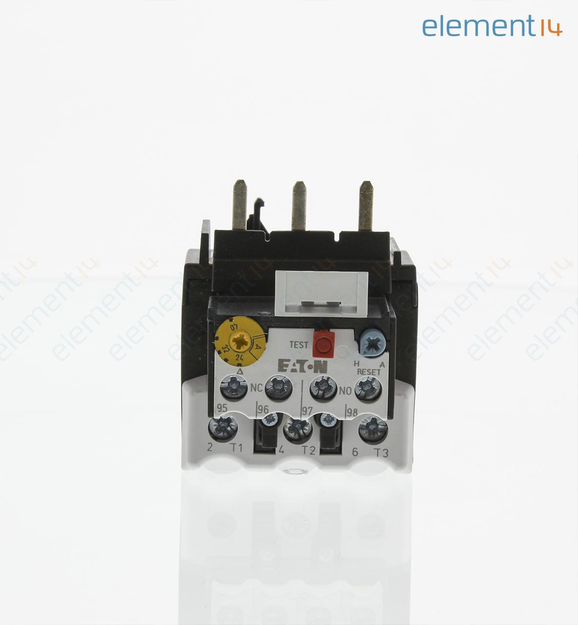 cutler hammer starter wiring diagram backflow device installation xtob040dc1 eaton electronic overload