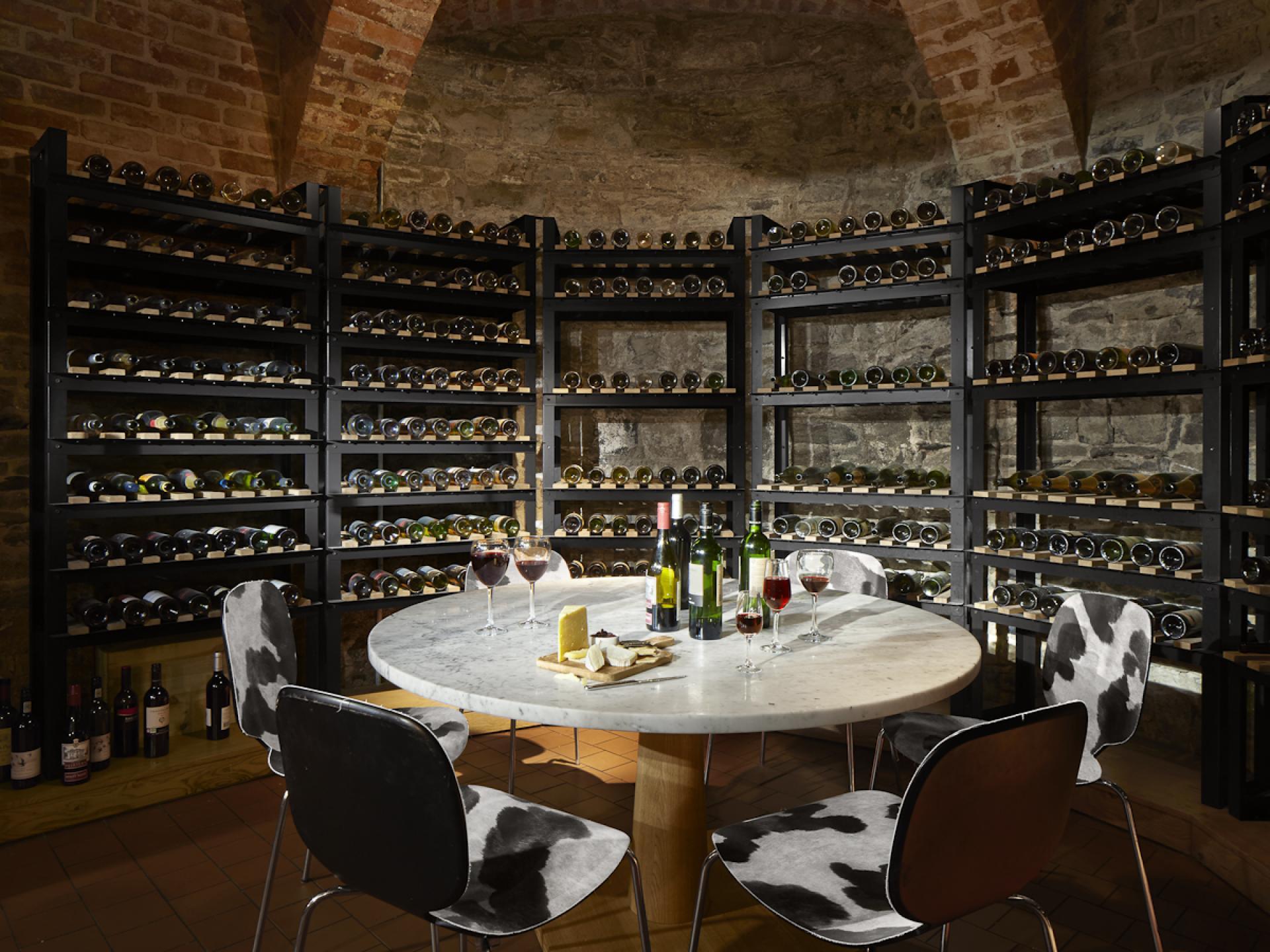 Home Wine Bar Designs