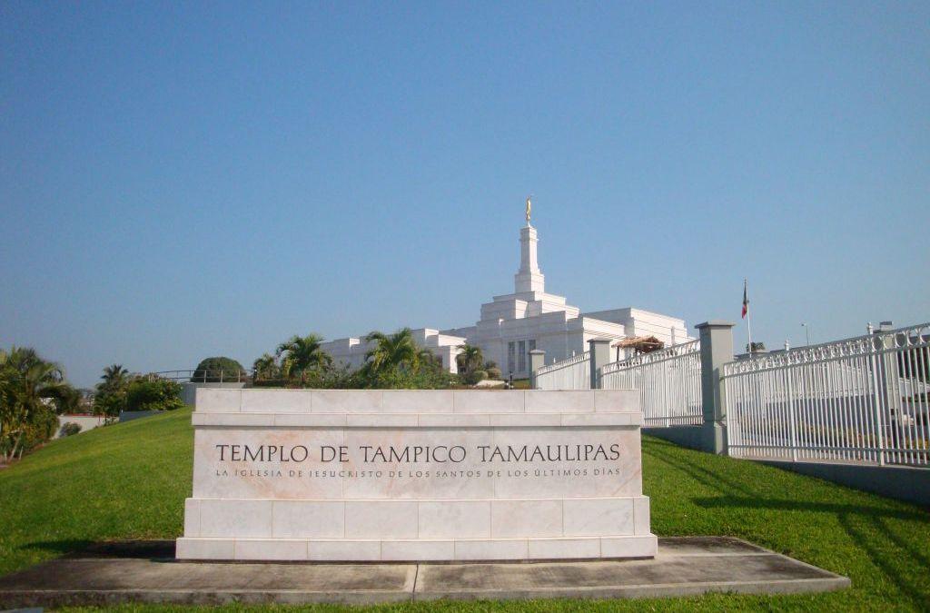Nuevo presidente del Templo Tampico México
