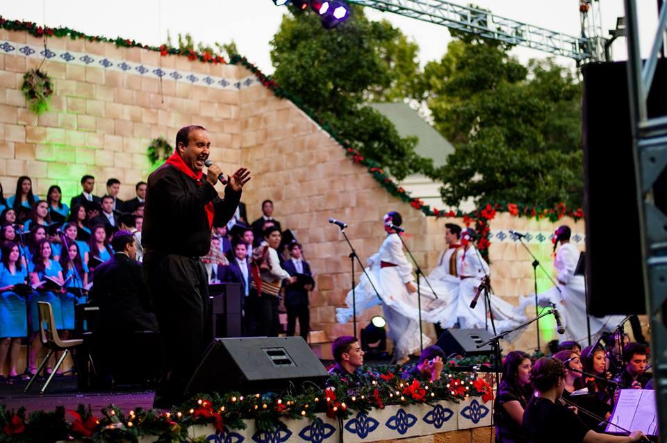 Comienzan las audiciones para la Celebración de Navidad del Área Sudamérica Sur
