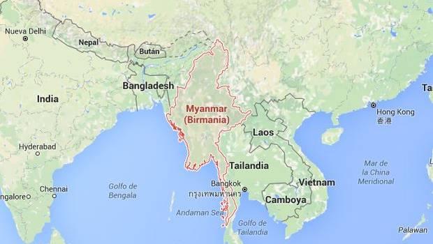 Terremoto se produce en el sudeste asiático