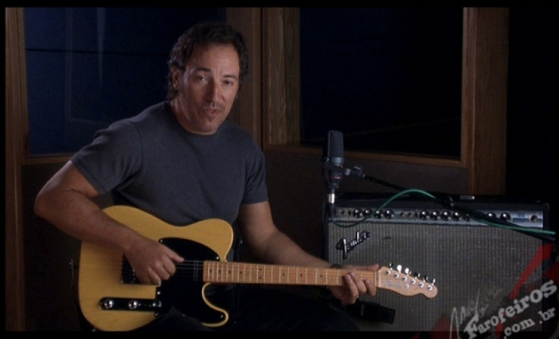 Alta Fidelidade - The Boss - Bruce Springsteen