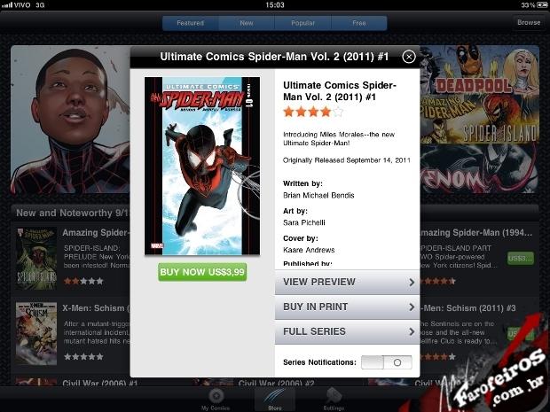 Ultimate Comics Spider-Man Vol.2 (2011) #1