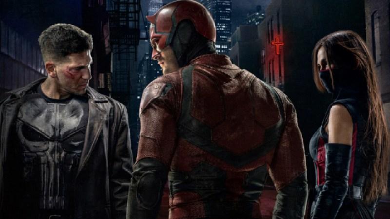 Demolidor: Justiceiro e Elektra entram para a briga