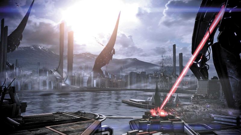Mass Effect 3 me afetando