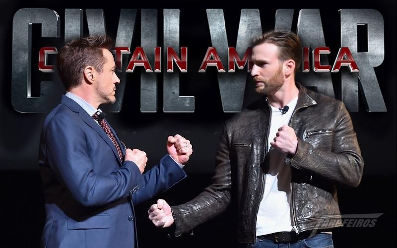 O que você precisa saber sobre os novos filmes da Marvel: Guerra Civil