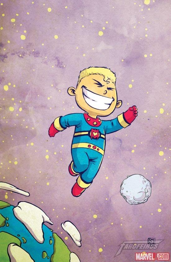 Miracleman na Marvel