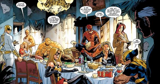 Marvel: Viva o passado não contado e as realidades alternativas.