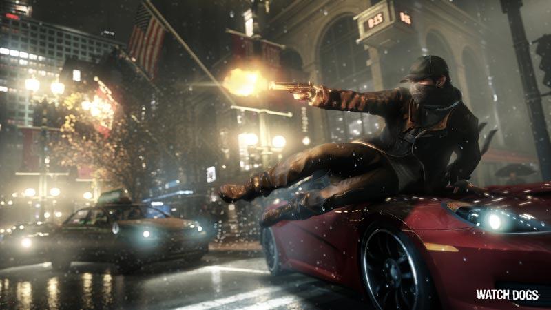 Não veja o PS4 - Watchdogs - Blog Farofeiros