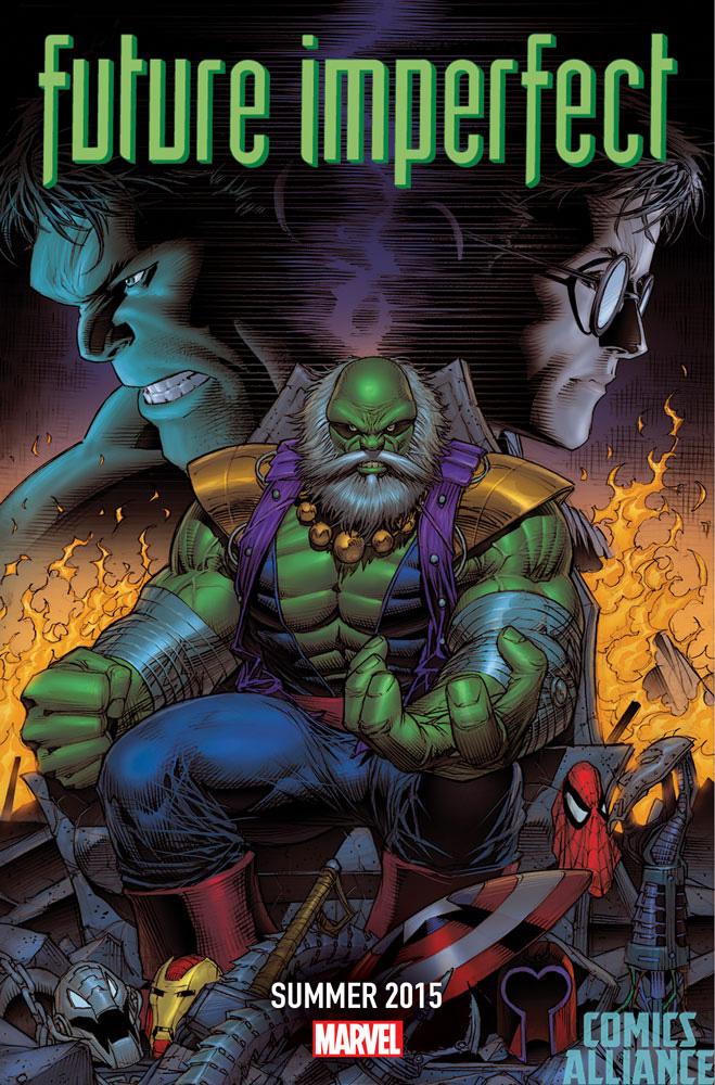 Guerras Secretas: Muitos boatos e spoilers - Blog Farofeiros - Hulk - Futuro Imperfeito