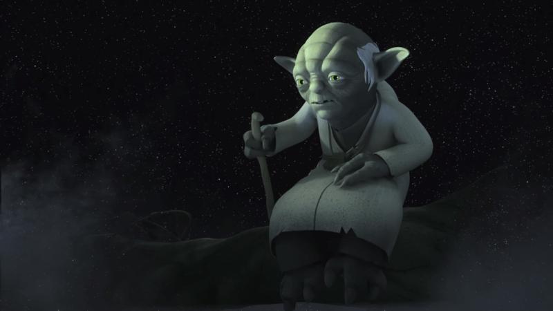 Star Wars Rebels - Yoda