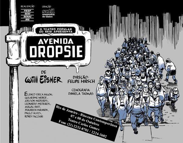 Avenida Dropsie - Blog Farofeiros - 0