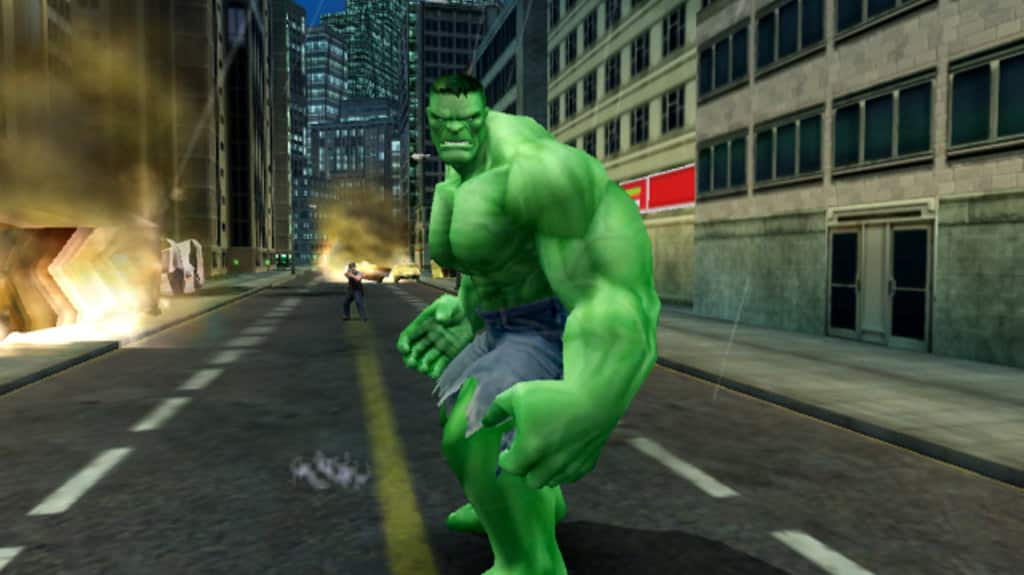 Incredible Hulk - Ultimate Destruction - Blog Farofeiros