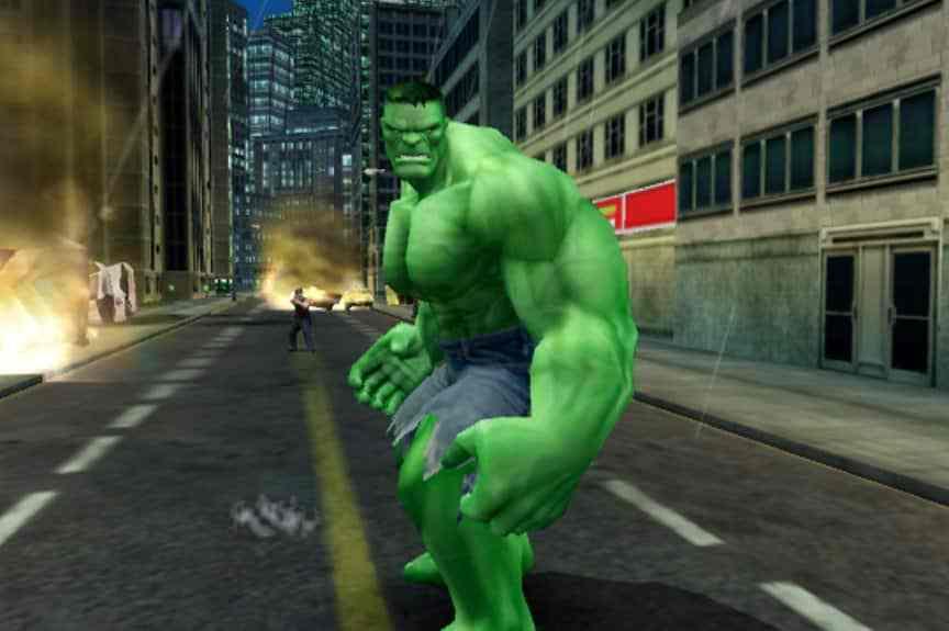 Incredible Hulk - Ultimate Destruction - Blog Farofeiros