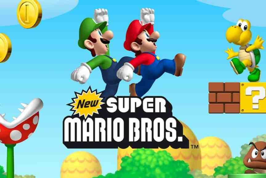 New Super Mario Bros - Blog Farofeiros