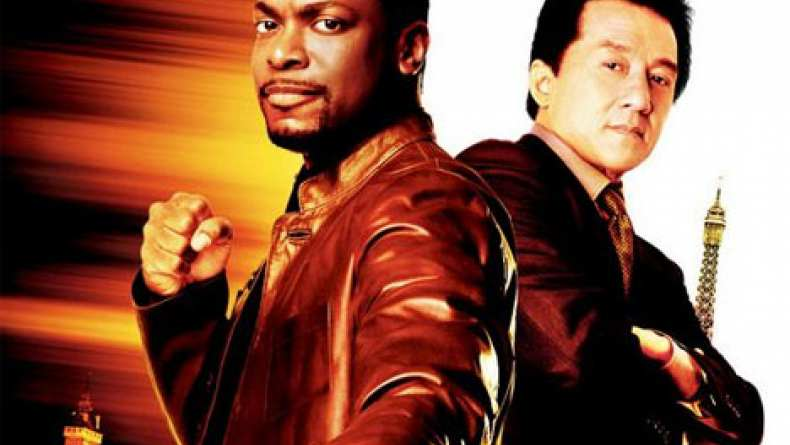 A Hora do Rush 3 - Jackie Chan - Chris Tucker - Blog Farofeiros