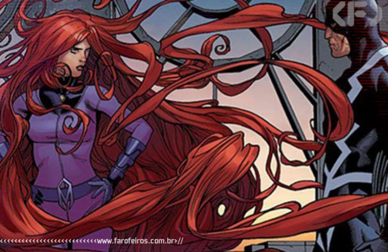 Super poderes ridículos - Medusa - Blog Farofeiros