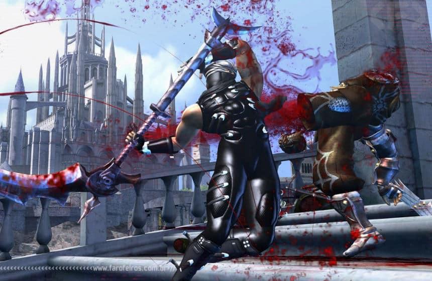 Ninja Gaiden Sigma II - Blog Farofeiros