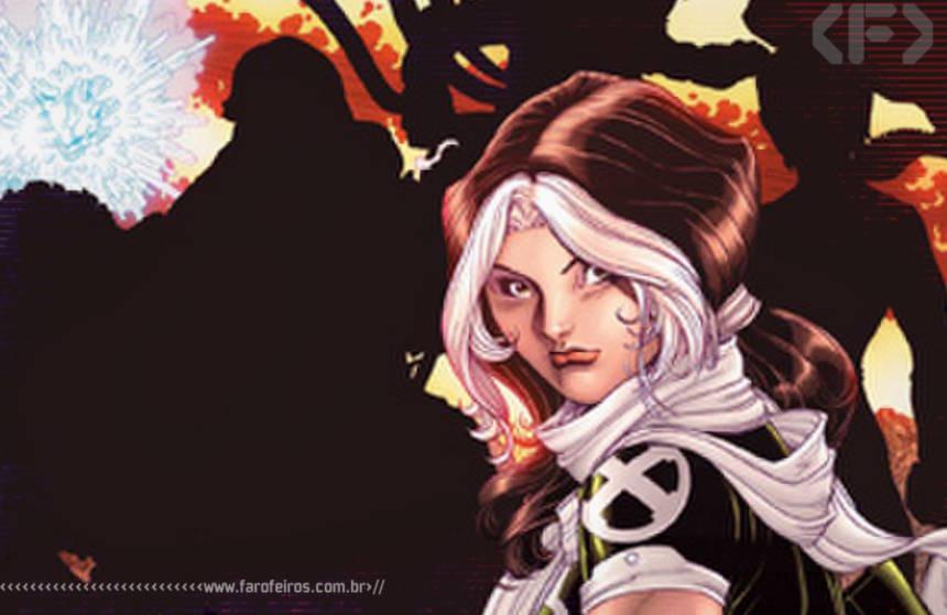 Mais silhuetas dos X-Men - Blog Farofeiros