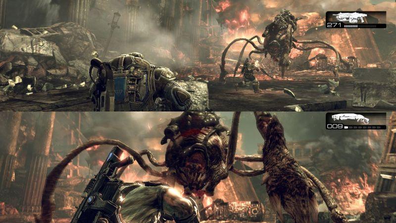 Gears of War 3 - Blog Farofeiros