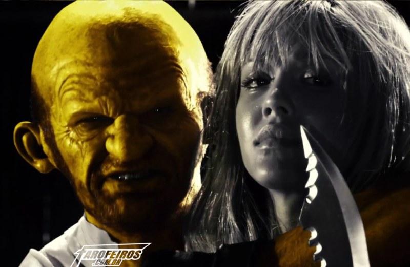 Sin City - Bastardo Amarelo - Jessica Alba - Blog Farofeiros
