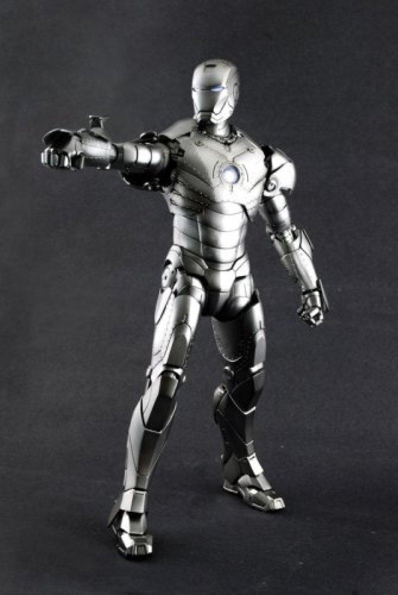 Homem de Ferro - Iron Man Mark II da Hot Toys