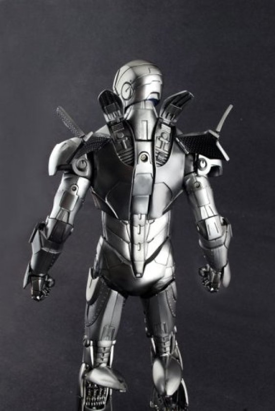 Homem de Ferro - Iron Man Mark II da Hot Toys