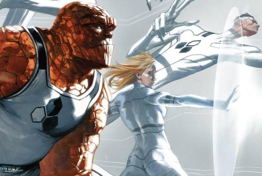 Fantastic Four #600 - Blog Farofeiros